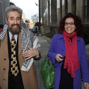 Stanley Cohen and Mona Eltahawy—a pair of jihad defenders—personify the proverbial match made in heaven…..or hell.