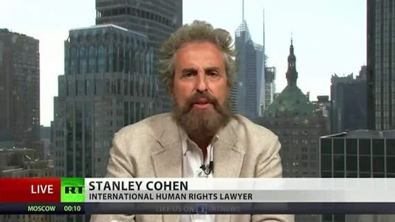 Stanley Cohen Speaks on ACLU v. US Gov. Lawsuit over NSA Spying